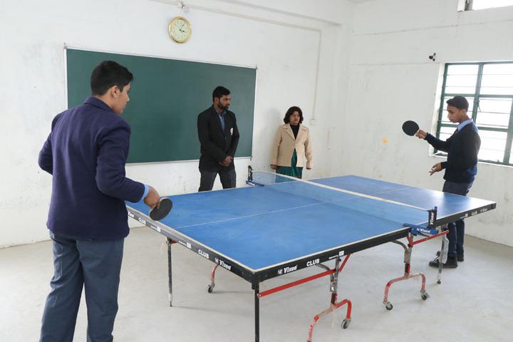 Scholars Senior Secondary School-Indoor Games