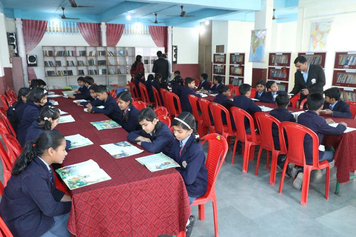 Scholars Senior Secondary School-Library