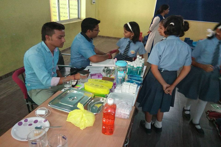 Scholars Senior Secondary School-Medical Checkup
