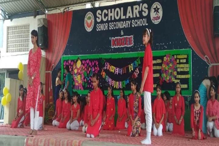 Scholars Senior Secondary School-Mothers Day Celebration