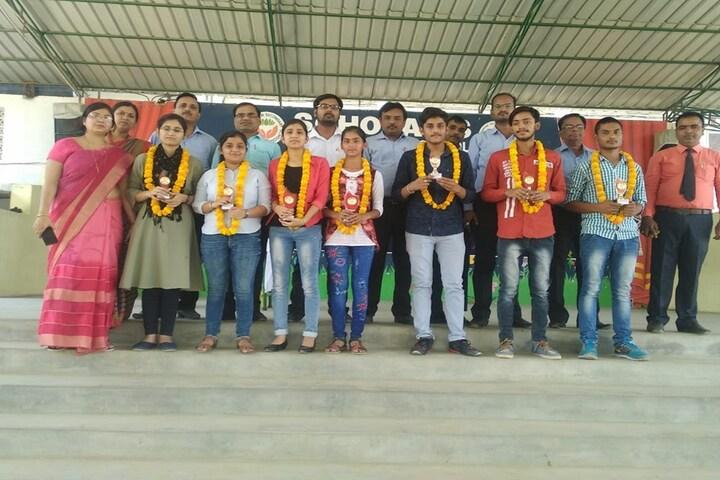 Scholars Senior Secondary School-Prize Distribution