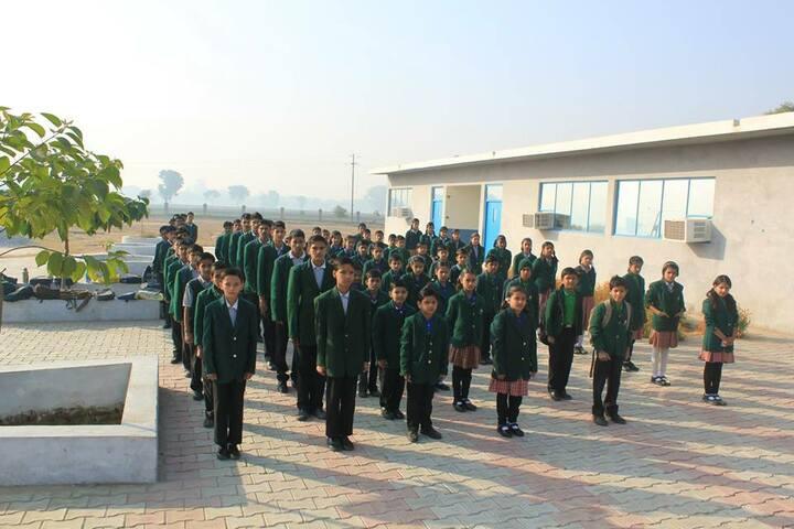 SCSB International School-Assembly