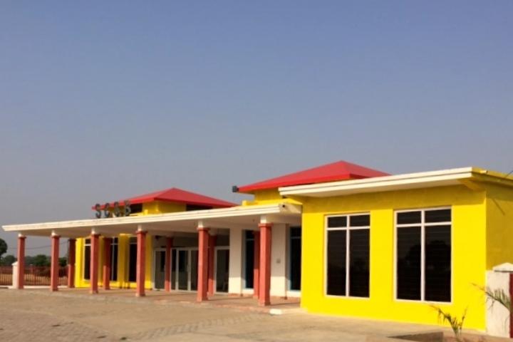 SCSB International School-Campus View
