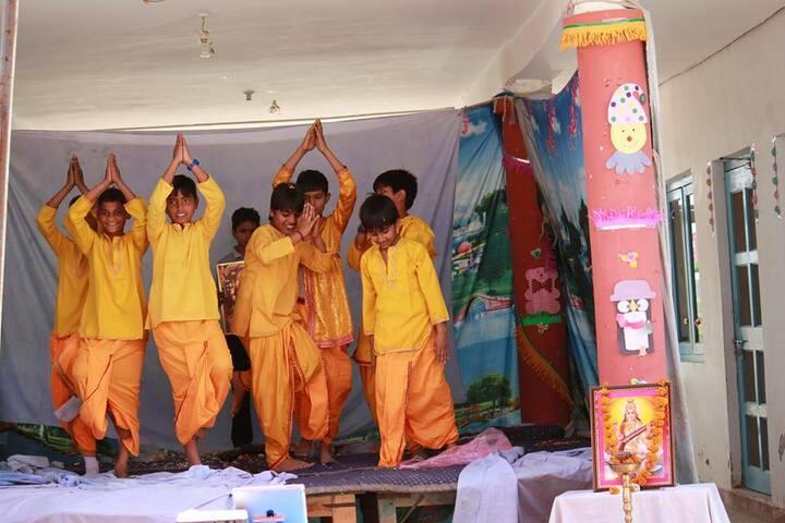 SCSB International School-Dance Performance