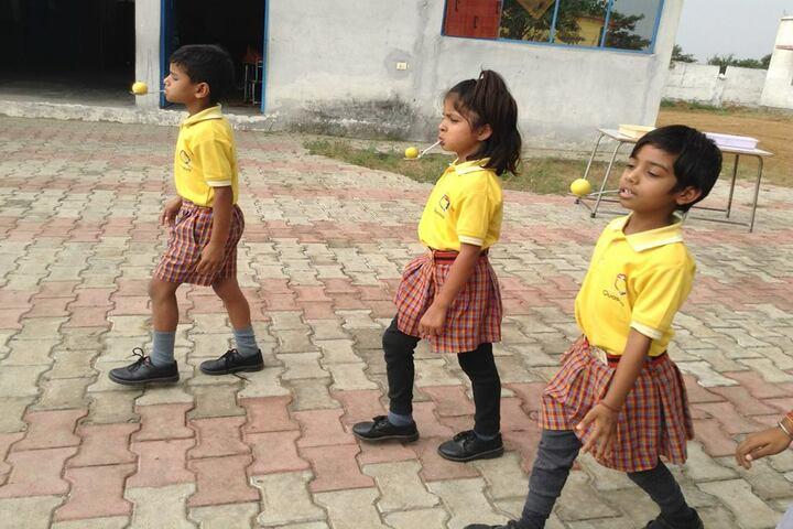 SCSB International School-Junior Wing Games