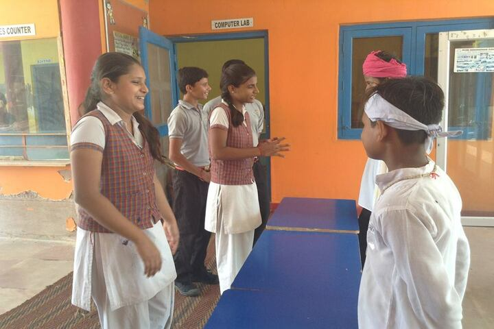 SCSB International School-Playrole
