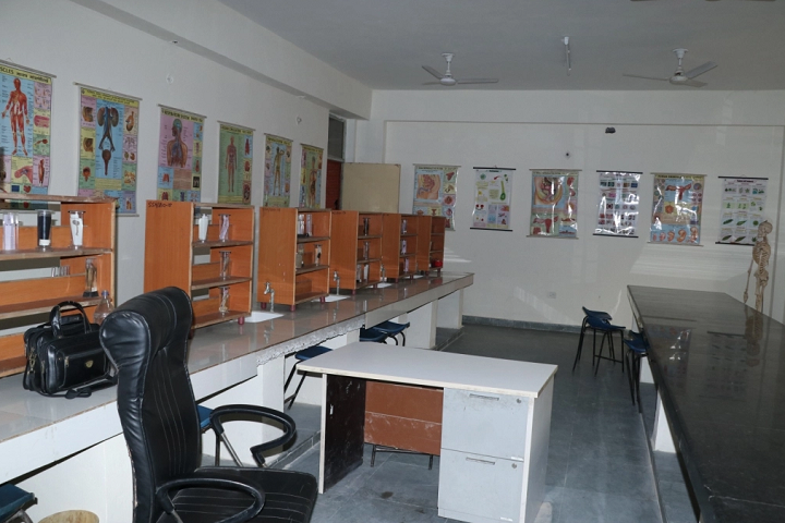 Seemax International School-Biology Lab