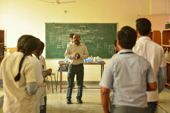 Seemax International School-Classroom