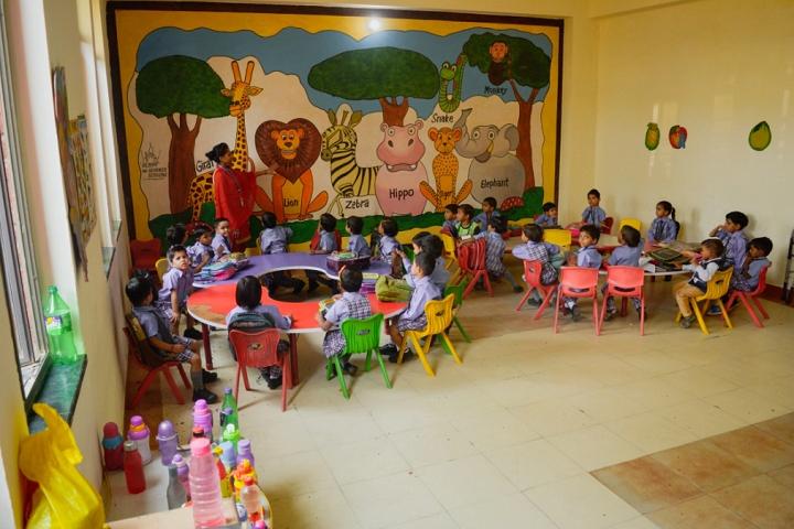 Seemax International School-Kindergarten