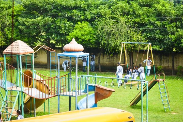 Seemax International School-Play Area