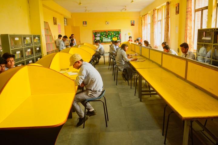 Seemax International School-Reading Room