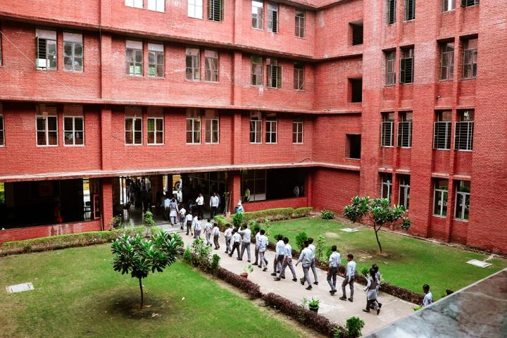Seemax International School-School View