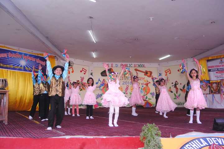 Seksaria Sushila Devi Public School-Dance