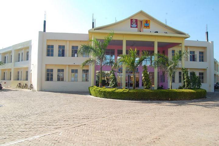 Seksaria Sushila Devi Public School-Campus View