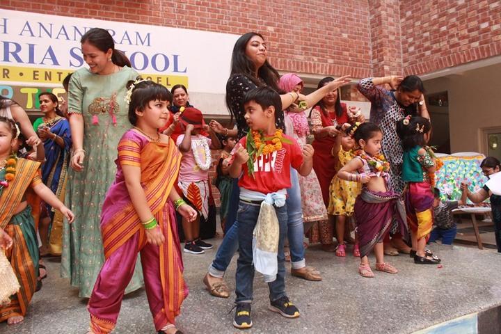 Seth Anandram Jaipuria School-Mothers Day Celebration