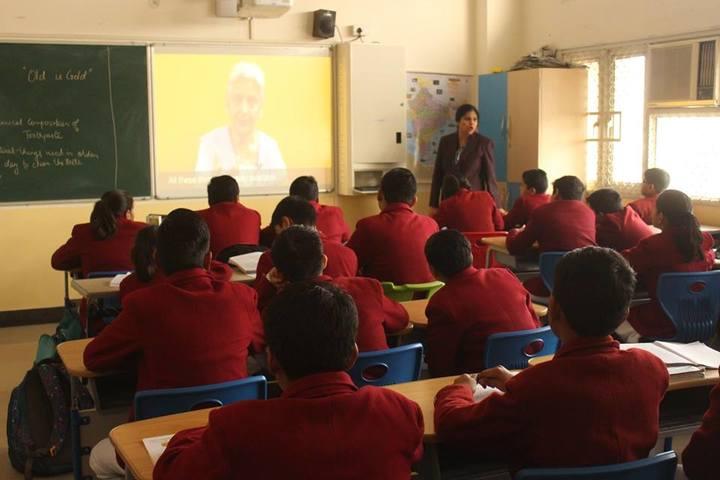 Seth Anandram Jaipuria School-Smart Classes