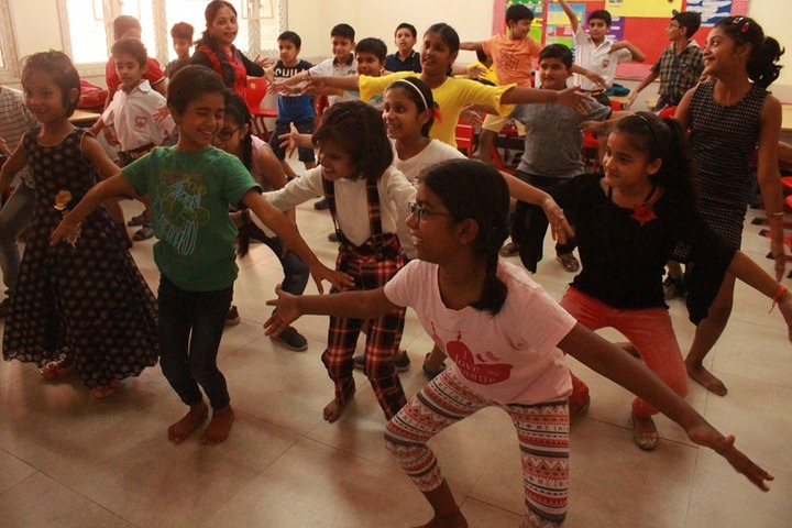 Seth Anandram Jaipuria School-Summer Camp
