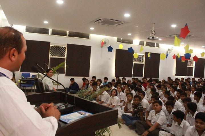 Seth Anandram Jaipuria School-Workshop