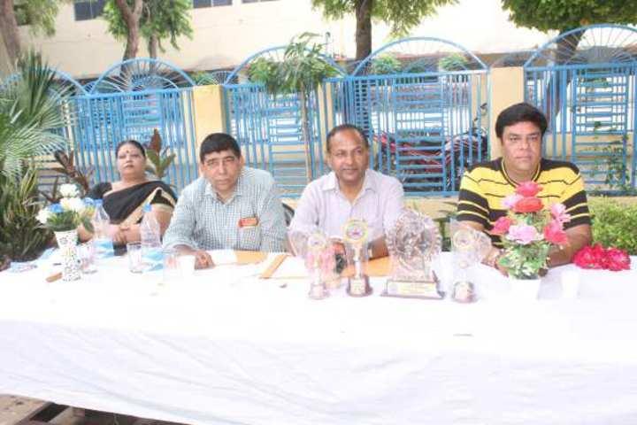 Seth Channuram Bajaj Memorial Public School-Annual Day