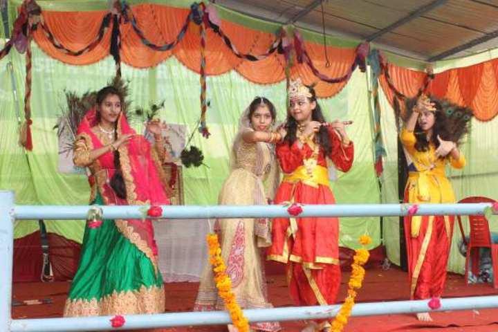 Seth Channuram Bajaj Memorial Public School-Dance Performance