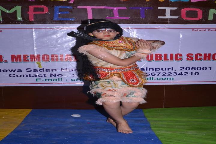 Seth Channuram Bajaj Memorial Public School-Fancydress