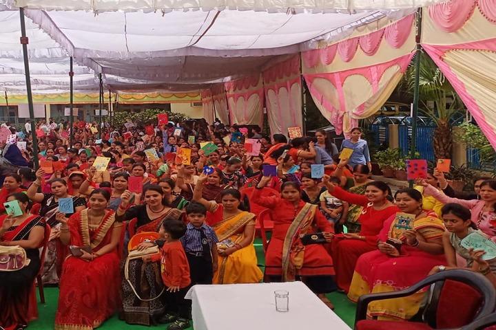 Seth Channuram Bajaj Memorial Public School-Fest