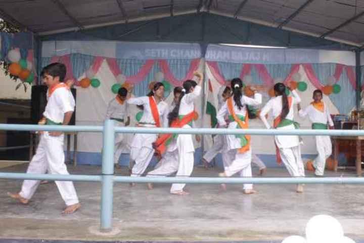 Seth Channuram Bajaj Memorial Public School-Independence Day