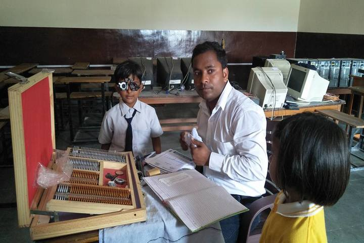 Seth Channuram Bajaj Memorial Public School-Medical Checkup