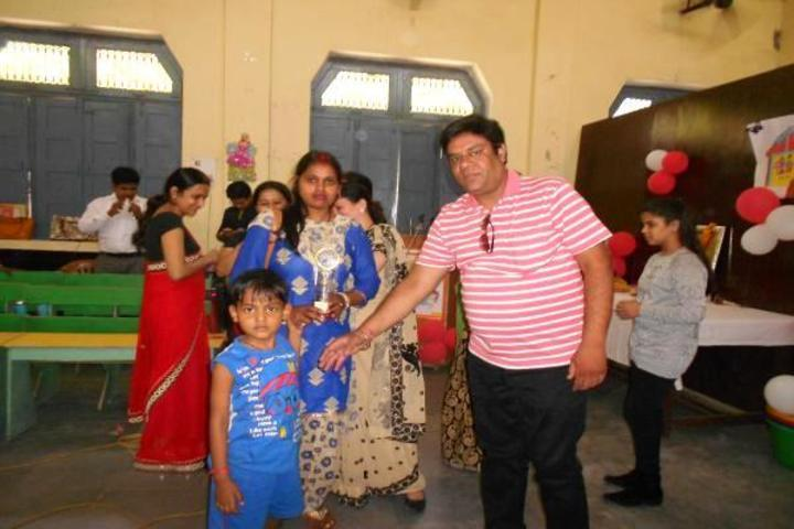 Seth Channuram Bajaj Memorial Public School-Prize Distribution
