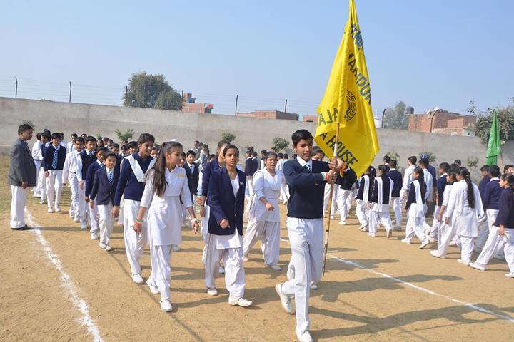 Seth Channuram Bajaj Memorial Public School-Sports Day