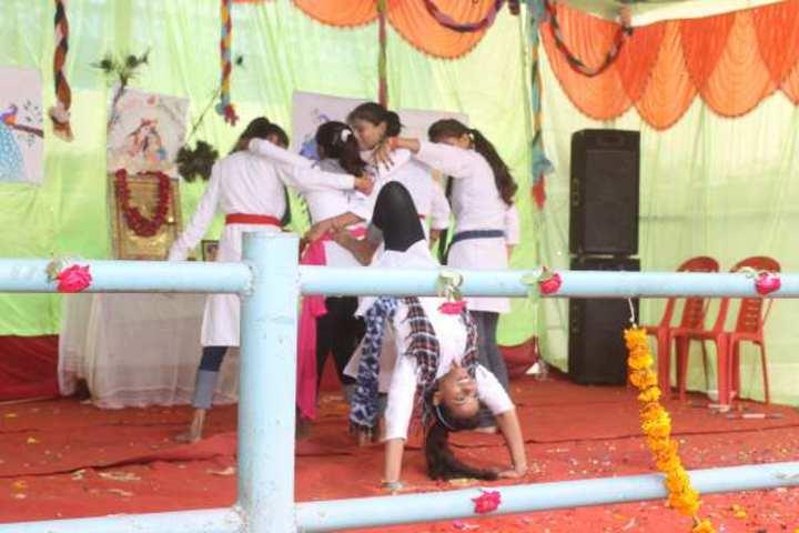 Seth Channuram Bajaj Memorial Public School-Taekwondo