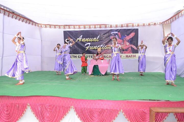 Seth Chhoteylal Academy-Annual Day