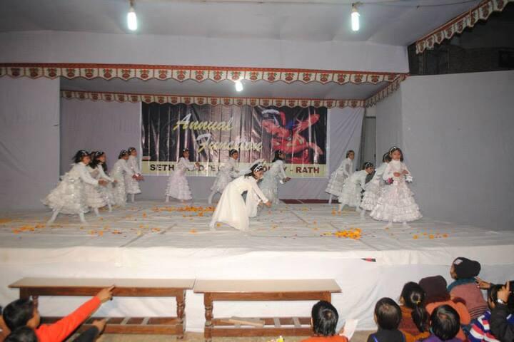 Seth Chhoteylal Academy-Dance