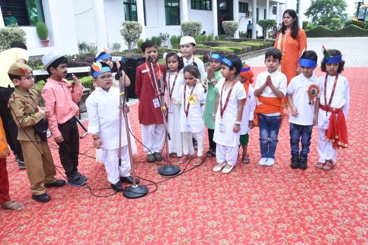 Seth M R Jaipuria School-Fancy Dress Competition