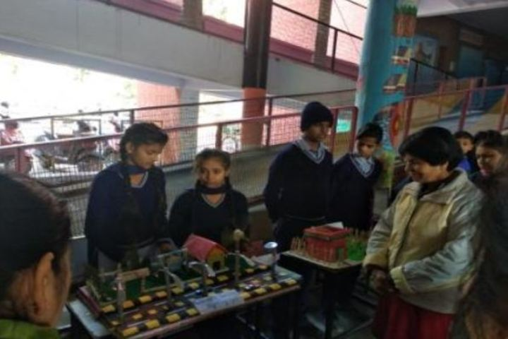 Government High School-Exhibition