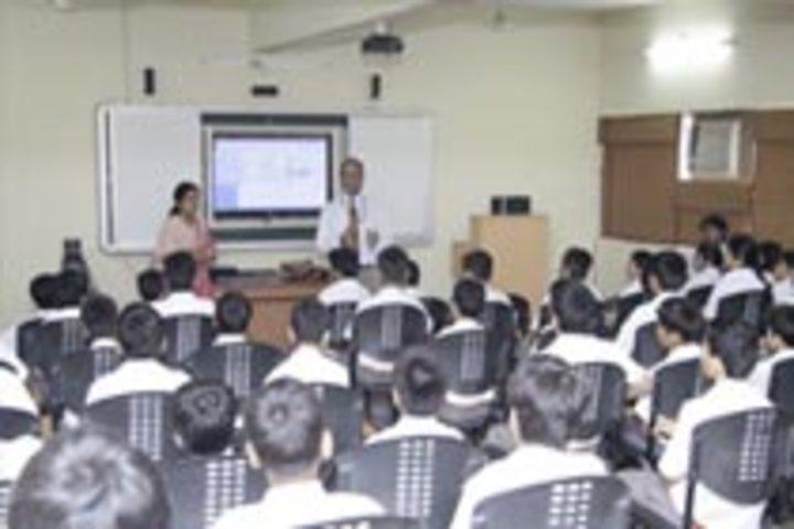 Seth M R Jaipuria School-Smart Classroom