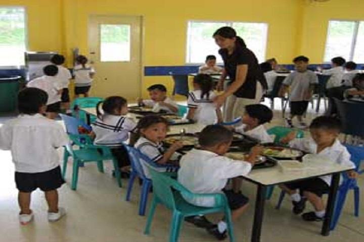 Seven Hills School-Canteen