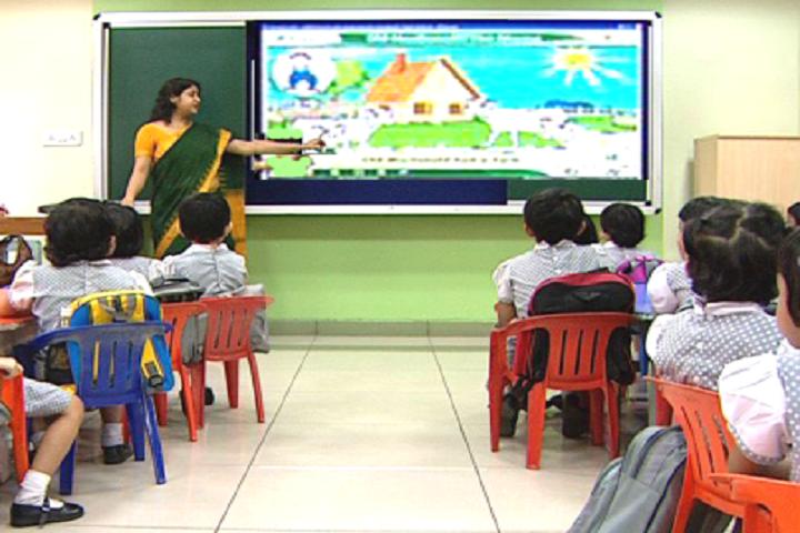 Seven Hills School-Smart Class Room