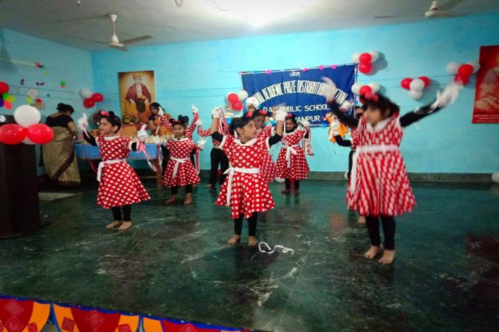 S R D A V Public School-Event