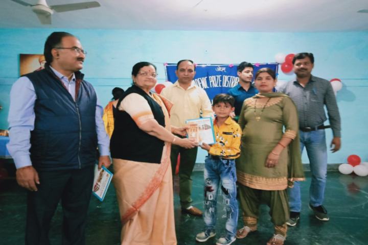 S R D A V Public School-Prize Distribution