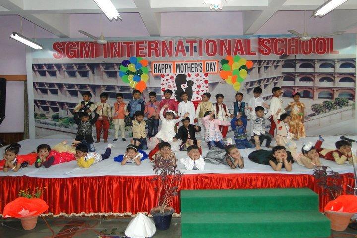 SGM International School-Mothers Day