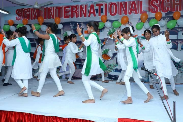 SGM International School-Republic Day