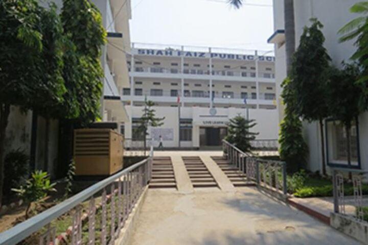 Shah Faiz Memorial Public School-Campus View