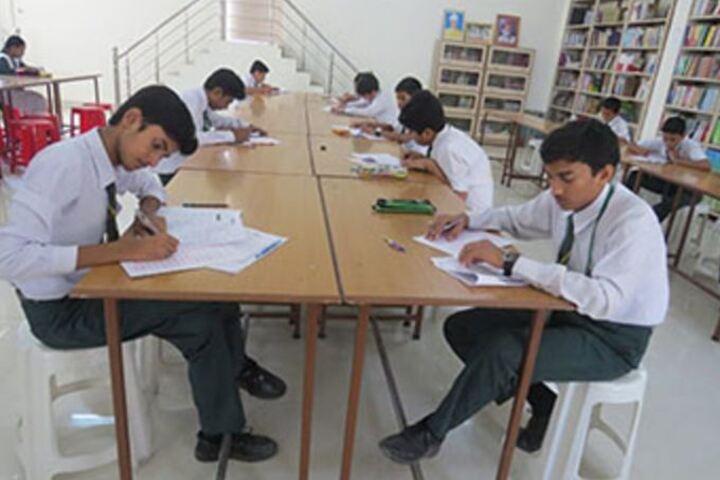 Shah Faiz Memorial Public School-Library