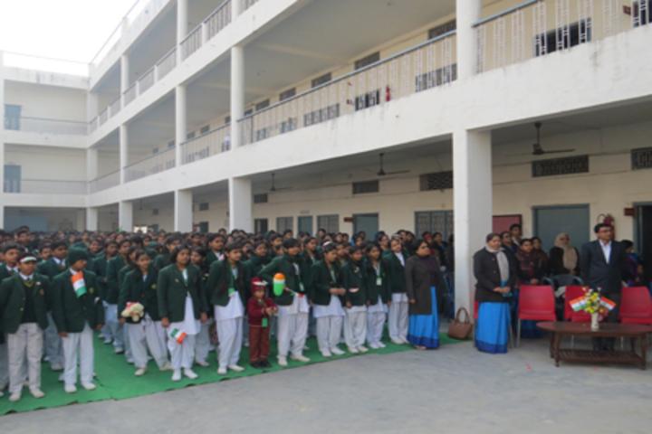 Shah Faiz Memorial Public School-Republic Day