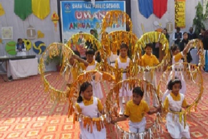 Shah Faiz Memorial Public School-Sports Day