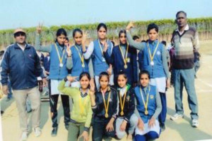Shaheed Manveer National School-Achievements