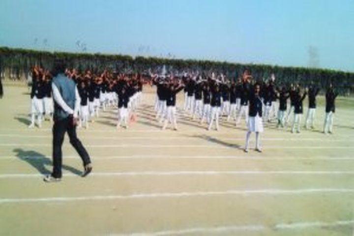 Shaheed Manveer National School-Activity