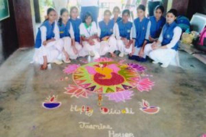 Shaheed Manveer National School-Activity1