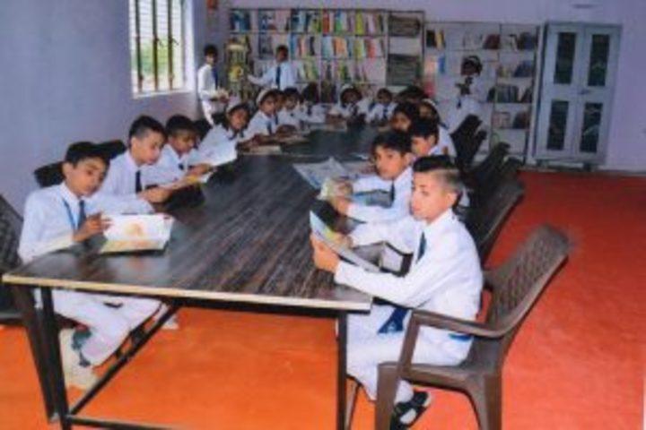 Shaheed Manveer National School-Library